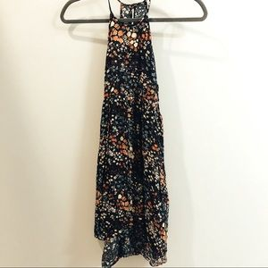 Urban Outfitters Kimchi Blue High Low Floral Dress